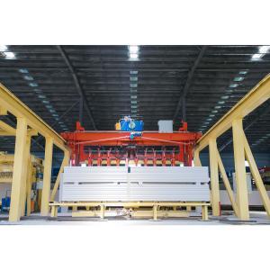 China CE Crane Semi Automatic Block Making Machine-finished product crane wholesale
