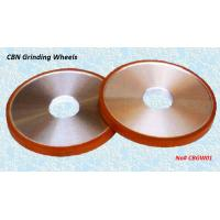 China Resin Bond CBN Grinding Wheels - CBGW01 wholesale