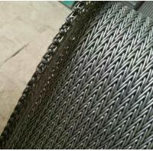 China High Temperture Resistant Wire Mesh Conveyor Belt For Heat Treatment wholesale