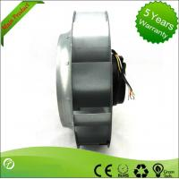 China Brushless DC Centrifugal Fan With Single Double Inlet Impeller For Exhaust Ventilation wholesale