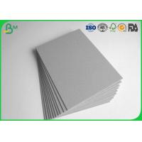 China File Holding Grey Board Paper Different Thickness 350gsm 787mm Width In Roll wholesale