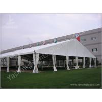 China 1000 Seater Luxury Wedding Marquee Hire , Wedding Ceremony Under Tent 30 X 50 on sale