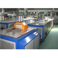 China 380V 50HZ WPC Profile Production Line / WPC Door Frame Manufacturing Machine wholesale