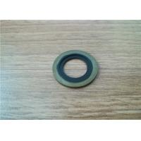China Small Metal Sealing Washer Metal O Ring Gasket For Pump / Cylinder / Valve on sale