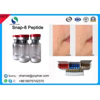 China 99% Purity Cosmetic Snap-8 Peptide/ Acetyl Octapeptide-3 Peptide For Anti-wrinkles With 5mg/vial 868844-74-0 wholesale