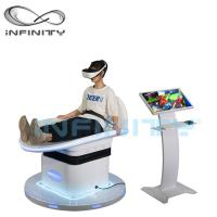 China Customized Color 9D Virtual Reality Simulator With DPVR E3 2K Glasses wholesale