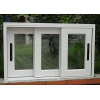 China Interior Aluminium Sliding Bathroom Window Sound-Proof & Fire Rated Australian Standard on sale