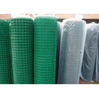 China Hot Dipped Galvanized Welded Wire Mesh Low Carbon Steel For Cage And Fence wholesale