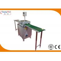 China Adjusted PCB Depaneling Machine For Separating Long MCPCB LED Board At One Time wholesale