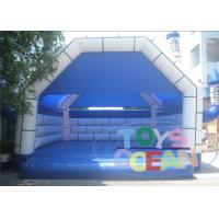 China Colorful Mini Children Inflatable Bounce House Classical Jumper For Park wholesale