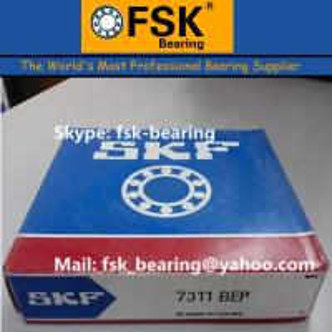 China Air Compressor Bearings SKF Bearings 7311 BEP Angular Contact Ball Bearings wholesale