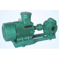 China Organic Petrochemical Hot Oil Pumps , PTFE Dynamic Seal Oil Transfer Pump wholesale