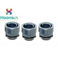 Buy cheap DPJ Flexible Conduit Box Connector Metal Hose End Style Straight Joint from wholesalers