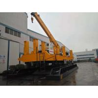 China No Noise Hydraulic Piling Rig Machine Customized Color One Year Warranty wholesale