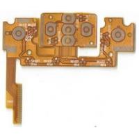 China ISO/UL 4 Layer Flexible PCB With PI Stiffener Flex PCB Prototype wholesale