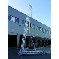 China 6.2 M High 300*300 Mm Screw Truss For Arrary Stand And Speaker Truss wholesale