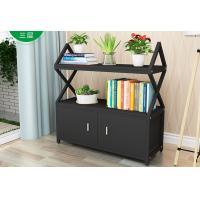 China Metal wood garage storage rack with shelves and cabinet wholesale