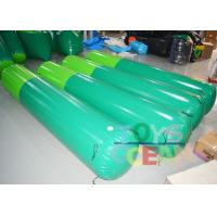 Quality Custom Inflatable Paintball Bunkers Airsoft Paintball Bunkers 0.6mm PVC Vinyl for sale