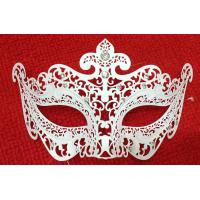 """China Venice Mask Metal Mask with Swarovski crystals 7""""PF3249D wholesale"""