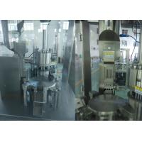China Pharmaceutical Small Automatic Capsule Filling Machine for Hard Capsule Powder Filling wholesale