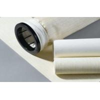 China Professional Aramid Felt Filter Bags Cement Dust Collector Bags Customized Size on sale