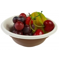 China 32 Ounce Tableware Biodegradable Soup Bowls  190x74mm on sale