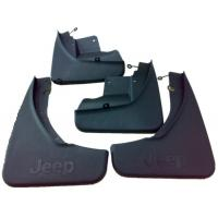 China Car Body Replacement Parts of Auto Rubber Mud Flap For Jeep Grand Cherokee 2011- wholesale