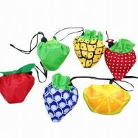 China Foldable Shopping Bags, Made of Nonwoven, Polyester or PP, Various Designs are Available wholesale