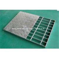 China Stainless Steel Grating Panels Hot Dipped Galvanized Surface Treatment wholesale