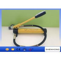 China CP-180 Manual Hydraulic Hand Pump Used Along With Hydraulic Jack on sale