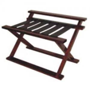 China Wooden Luggage Rack wholesale