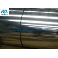 Quality Aluminum Zinc Alloy Steel Sheet Coil JIS ASTM Anti Corrosion For Construction for sale