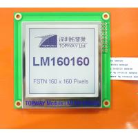 China 160*160 dots Ultra High Contrast Display LCD Module wholesale