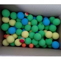 China Polyurethane  Colorful  Sponge Toys , Sponge  Ball for Children wholesale