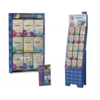 China Pack Gift Cardboard Corrugated Pegboard Displays Unit in Wal-Mart wholesale