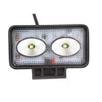 China 12V / 24V 20 W Cree LED Work Light Auto LED Driving Light Black For Offroad Vehicle wholesale