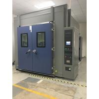 Buy cheap Intertek Use 19 Cubic Walk In Climatic Test Chamber For Testing Laboratory from wholesalers
