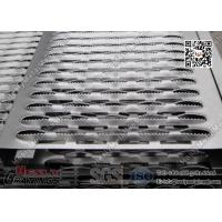 China Aluminum Metal Safety Grating With Serrated Surface | China Safety Grating Factory wholesale