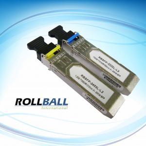 China 20Km ,BIDI SFP Module , Rollball SFP Module, 1.25Gbs on sale