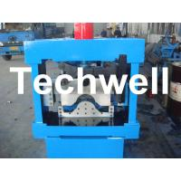 China Roof Ridge Cold Roll Forming Machine for Making Color Steel Roof Ridge Profile wholesale