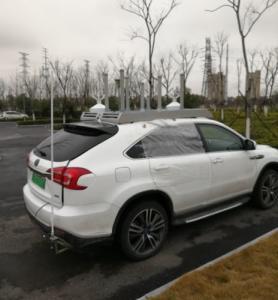 China 450 Watt Vehicle Signal Jammer , Wireless Signal Jammer 300m Long Range wholesale