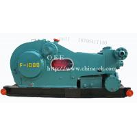 China EMSCO MUD PUMP F1000 wholesale