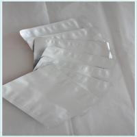 China Easy Open Aluminum Foil Vacuum Bag with Notch wholesale