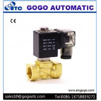 Compact Pilot Water Solenoid Valve 1/2 inch 20bar Orifice 10mm 110V AC PXC-04 NBR