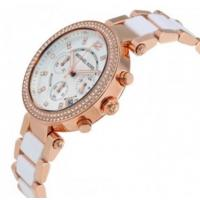 China Wholesale NEW MICHEAL KORS MK5774 PARKER 39MM WHITE DIAL ROSE GOLD LADIES WATCH wholesale