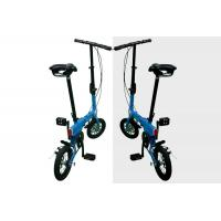 Two Wheels Adjustable Folding Road Bike Different Color For City Road