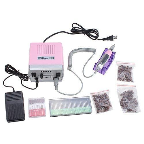 Electric Nail Art Machine - Nail Milling Machine Of Dongruihua