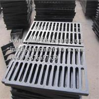 China Construction Materials hardware tools ductile cast iron trench grating with solid covers for  drainage systerm wholesale