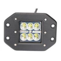 China 24W High Power Flush Mount Off Road Led Lights 1800 Lumen Flood / Spot Beam wholesale