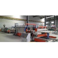 China Plastic Extruder Wood Plastic Composite Extrusion Line / WPC Decking Making Machine wholesale